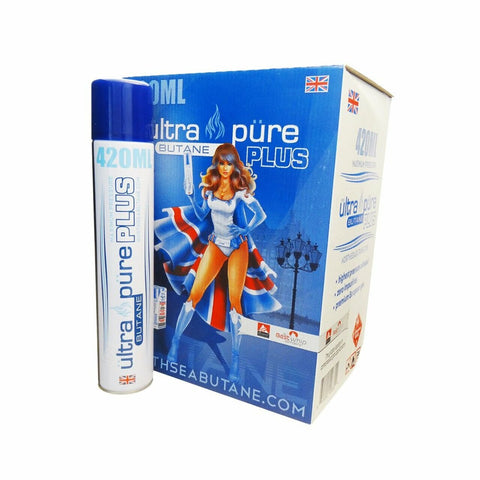 Ultra Pure Plus 420ml Butane