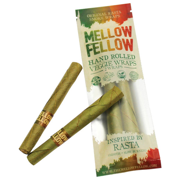 Mellow Fellow Hand Rolled Wraps 2/Pk