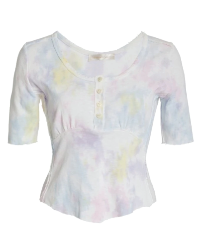 LoveShackFancy Aeris Top