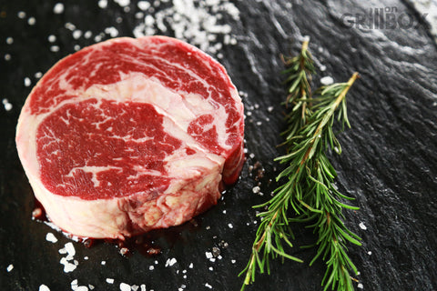 Rib Eye Center Premium Reserve 250, 350 g y King Cut 620 g / 2.5""