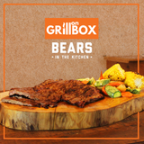 Edición con Bears in the Kitchen: Arrachera Glaseada con Chipotle y Tabasco