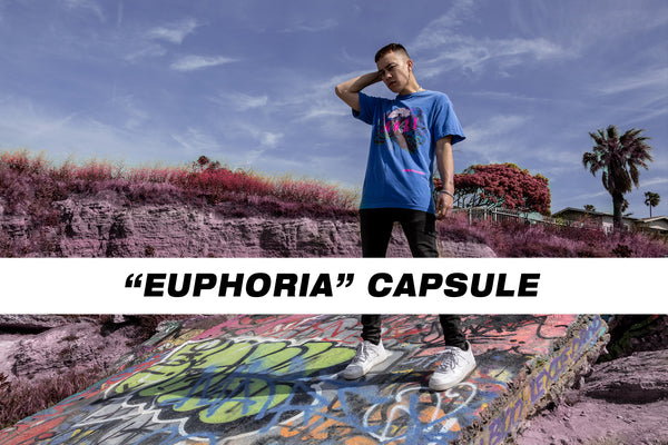 EUPHORIA CAPSULE LOOKBOOK