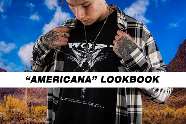 Americana Lookbook
