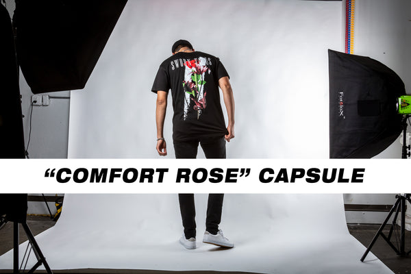 First look: Comfort Rose Capsule Collection