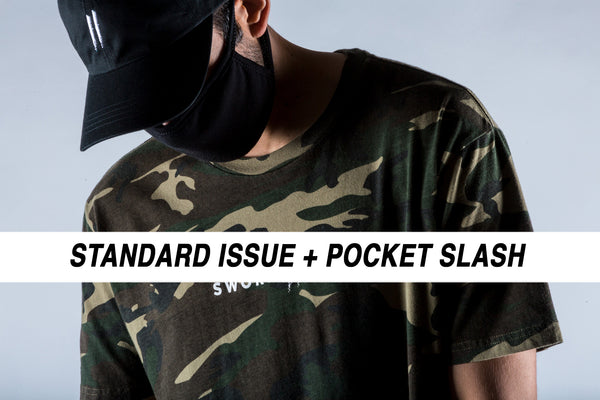 Standard Issue & Pocket Slash