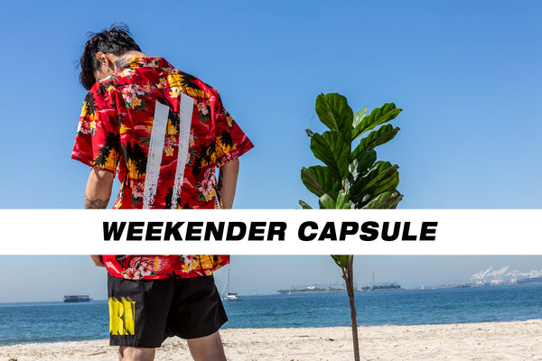 Weekender Capsule Lookbook