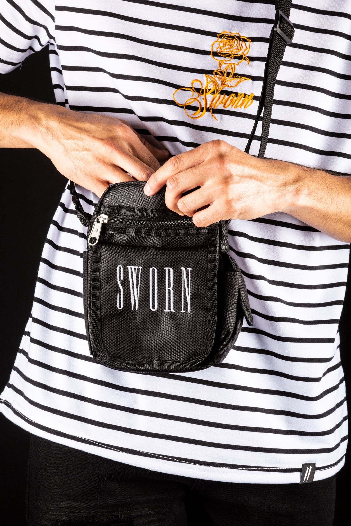 Sworn To Us - Shoulder Bag