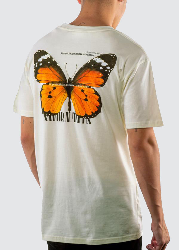 Monarch Tee // Natural
