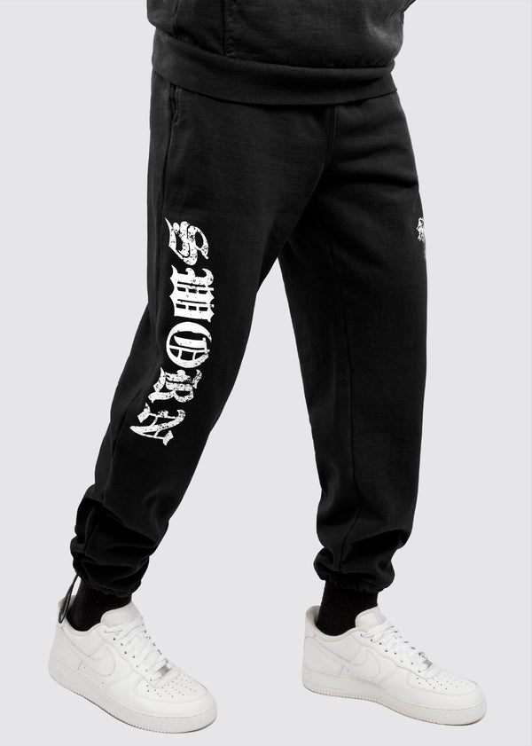 Arch Angels Sweatpants // Black