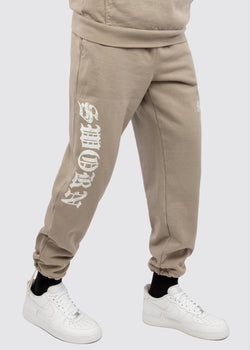 Arch Angels Sweatpants // Oyster Grey