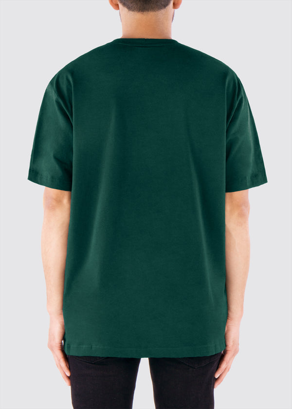 Sworn x Carhartt Pocket Tee // Hunter Green