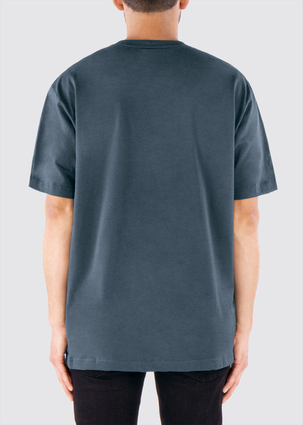 Sworn x Carhartt Pocket Tee // Bluestone