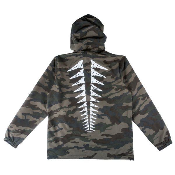 Hard 2 Kill Anorak Jacket // Camouflage