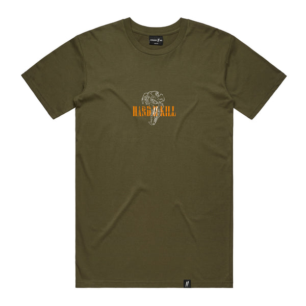 Hard 2 Kill Tee // Army