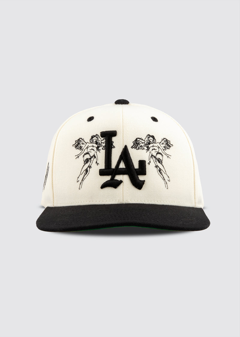 City of Angels Snapback // Natural