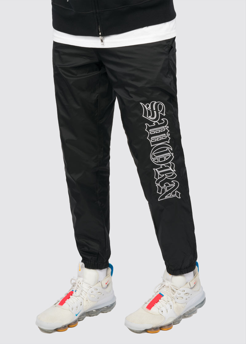 O.E. Nylon Pants // Black
