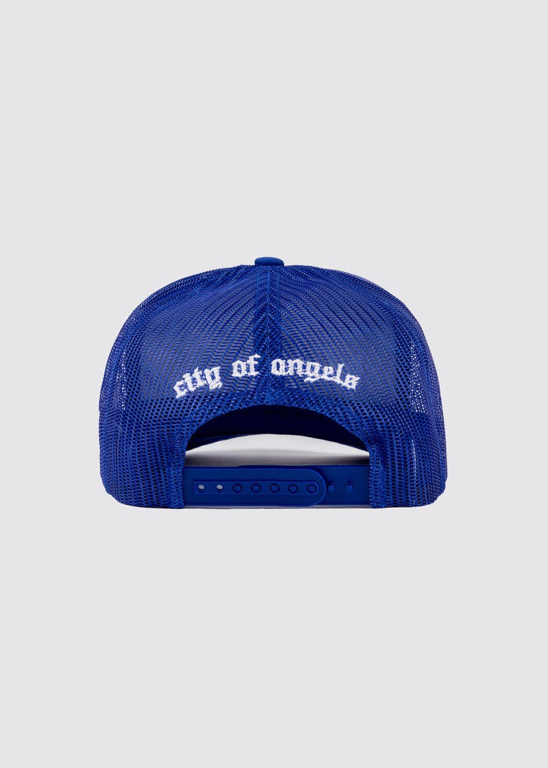 City of Angels Foam Trucker Hat // P294 Exclusive