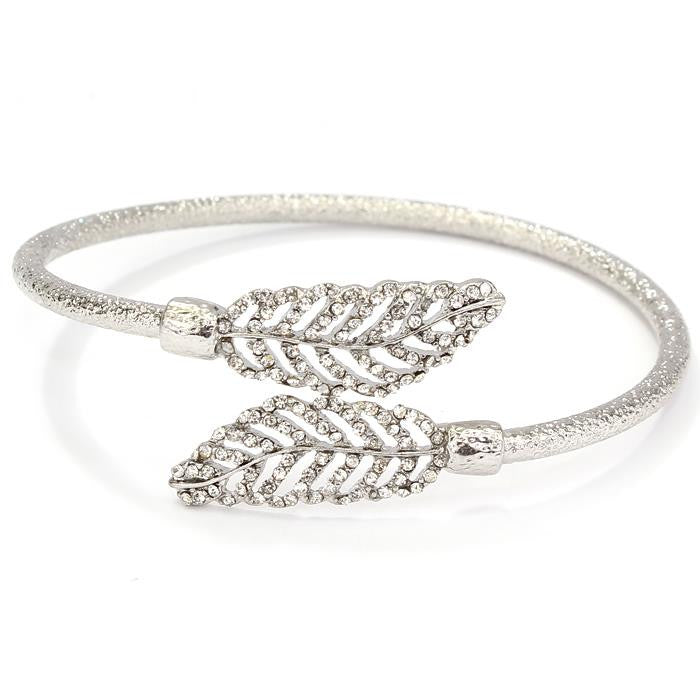 STONE LEAF BANGLE - SEXYCHIC BOUTIQUE™