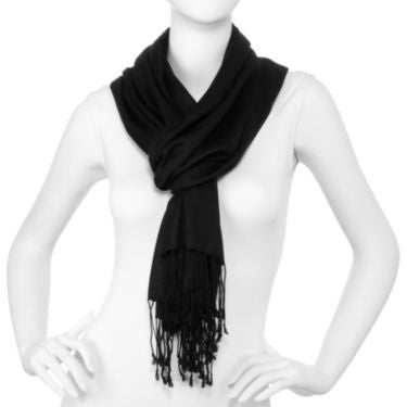 SOLID TWILL SCARF - SEXYCHIC BOUTIQUE™