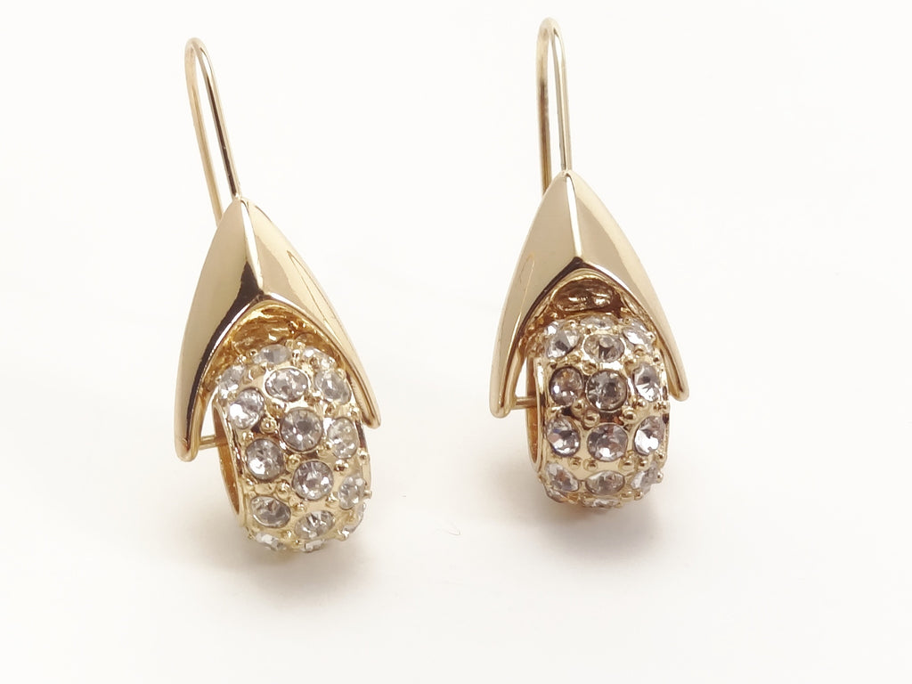 Gold earrings - SEXYCHIC BOUTIQUE™