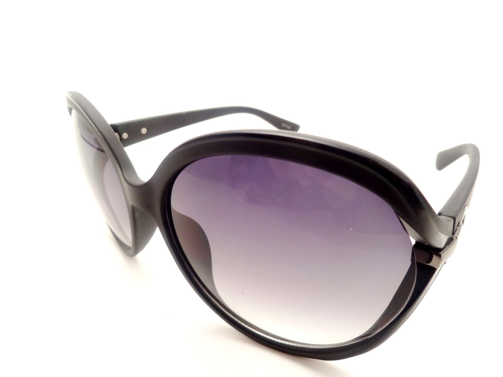 Oversize Wrap Multi Tone Frame Butterfly Sunglasses - SEXYCHIC BOUTIQUE™ - 3