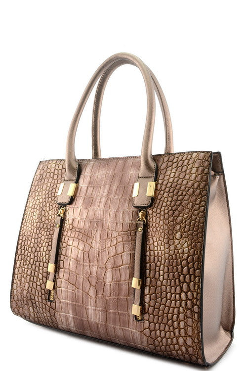 THE CROC TOTE - SEXYCHIC BOUTIQUE™