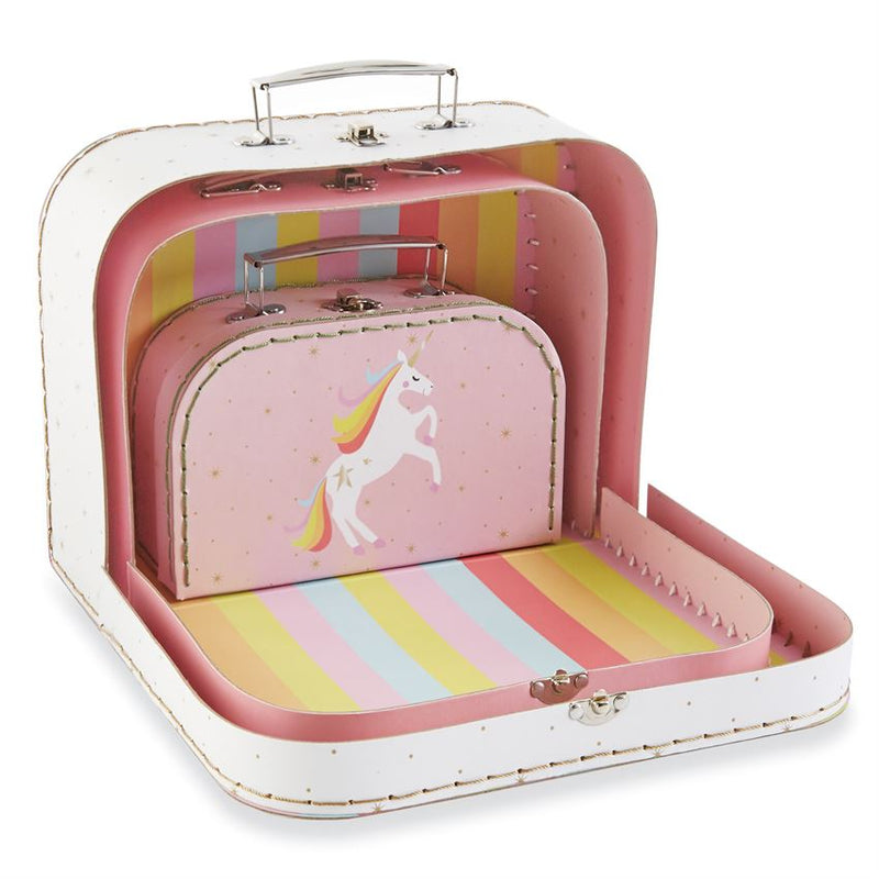 Mud Pie Suitcases