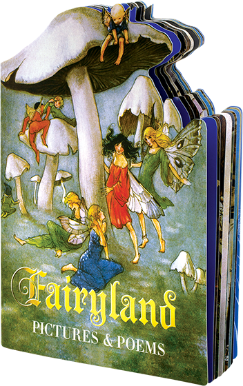 Laughing Elephant Fairyland-Picture & Poems