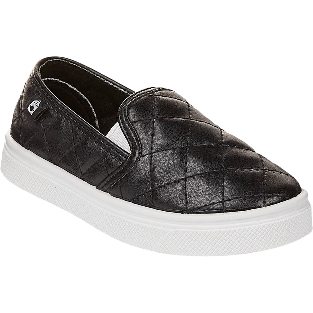 Oomphies Madison Leather Quilted Slip-on