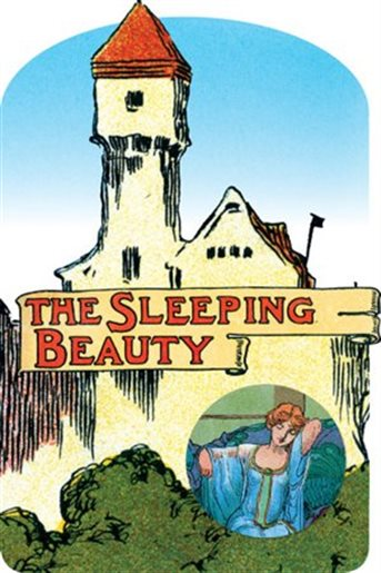 Laughing Elephant Sleeping Beauty Shape Book