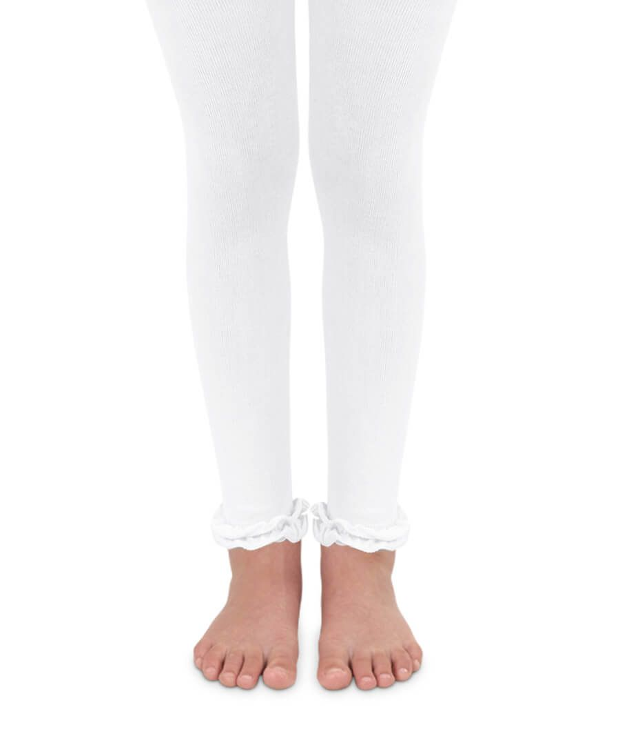 Jefferies Legging White