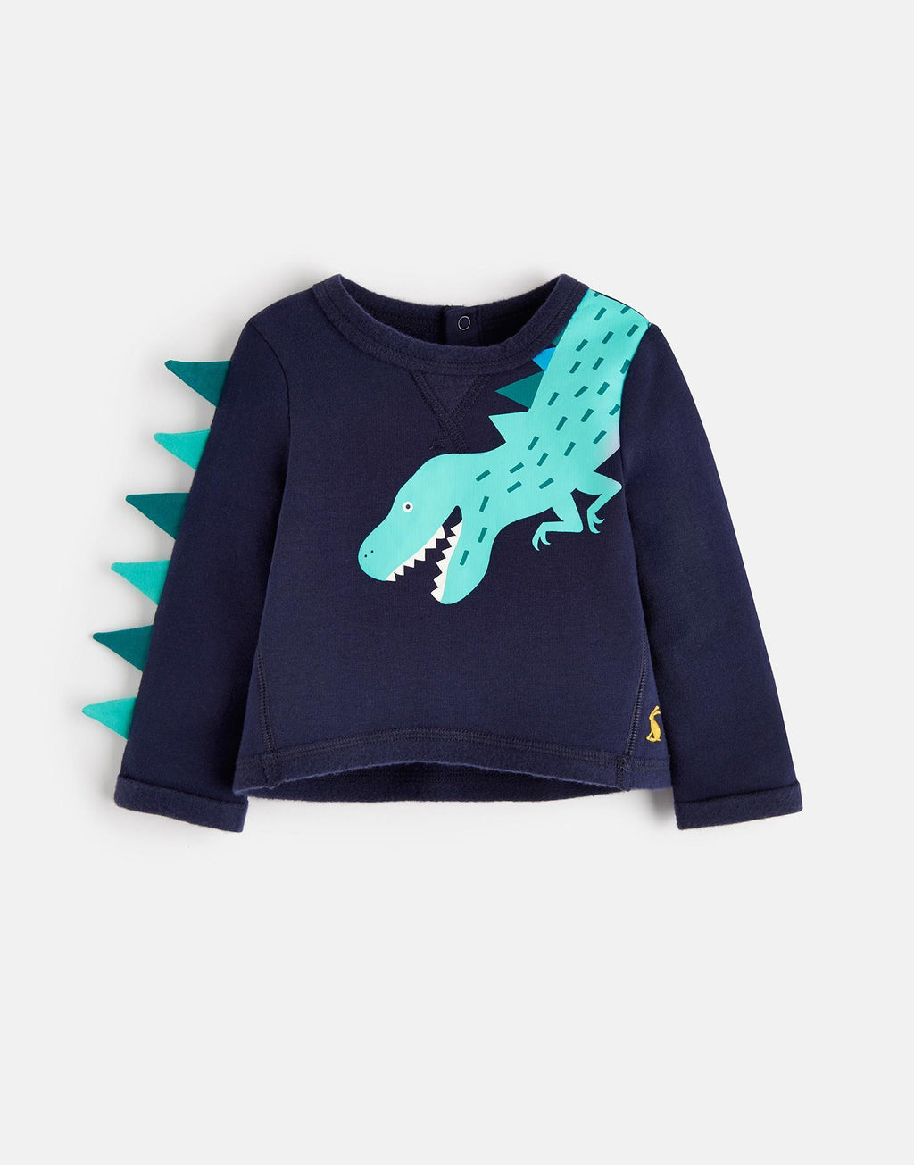 Joules Fleece Dino Shirt