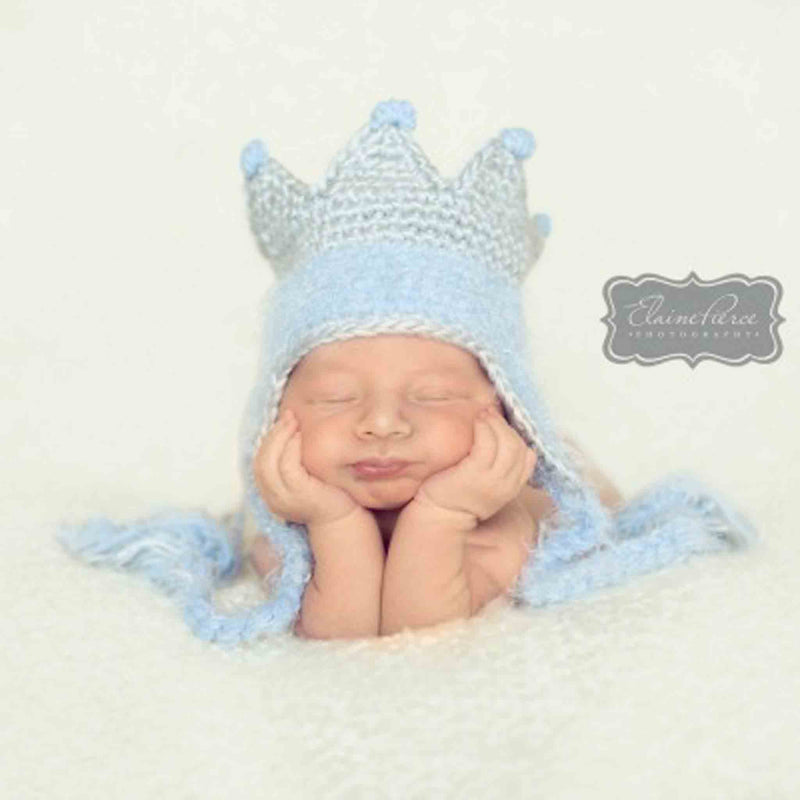 Daisy Baby Albert Boy King Hat