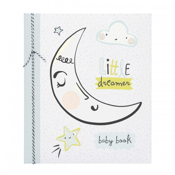 CR Gibson Little Dreamer Memory Book, Loose Leaf