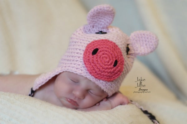 Daisy Baby Bentley Pig Hat