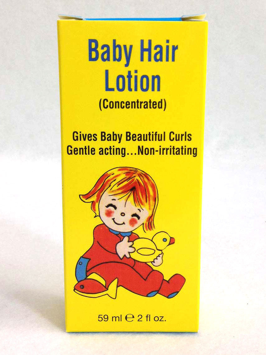 Baby Hair Lotion