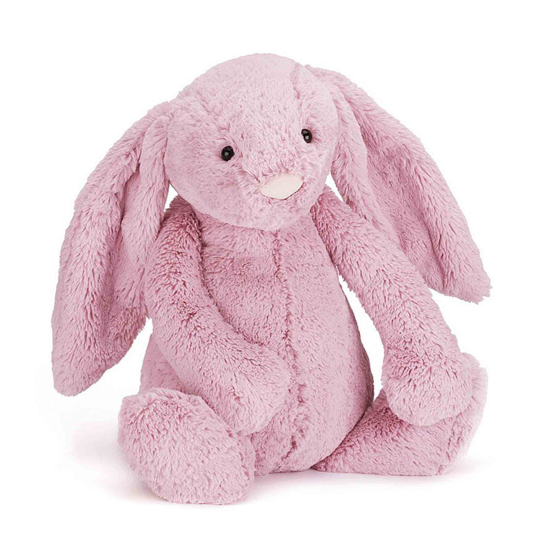 JellyCat Medium Bashful Tulip Pink Bunny