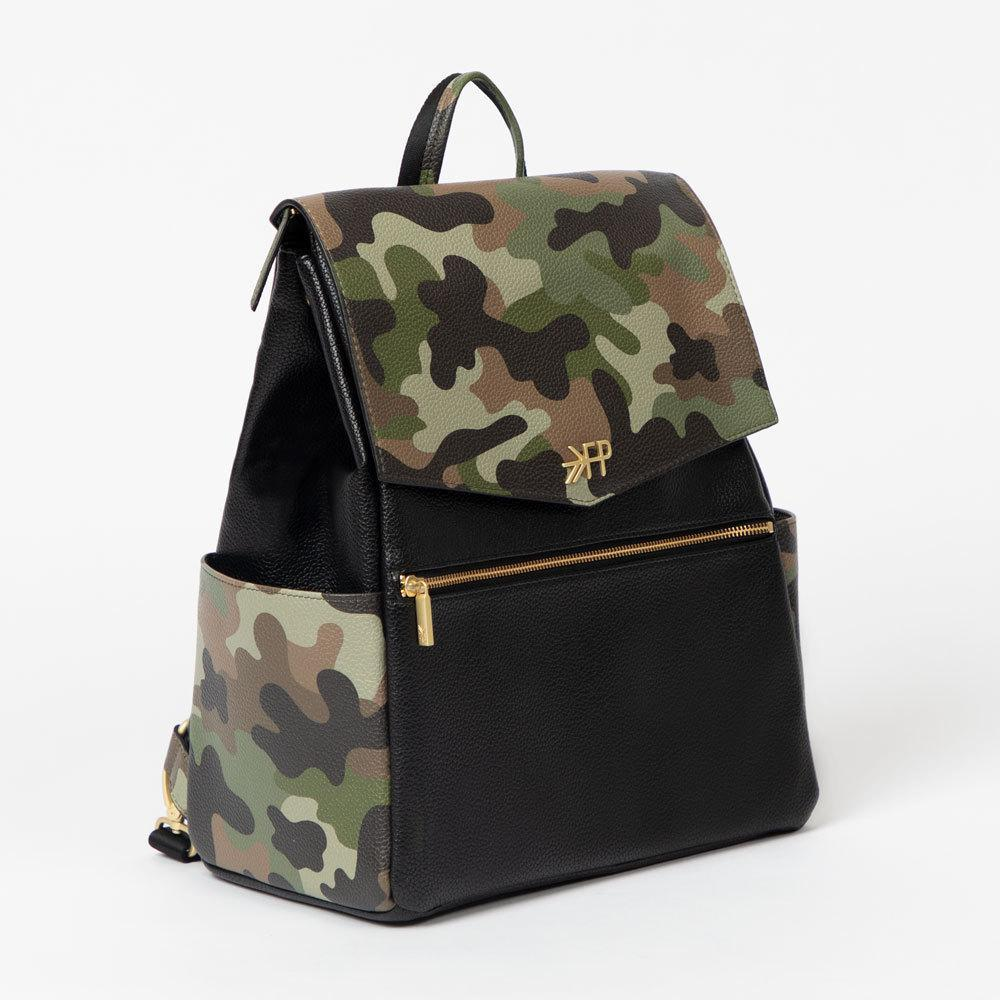 Freshly Picked Camo Classic Diaper Bag