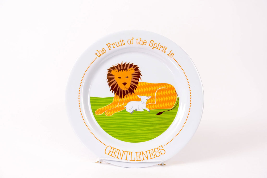 Fruit-Full Kids Gentleness Plate