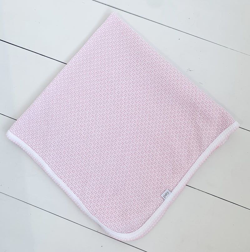 Paty Blanket Pink