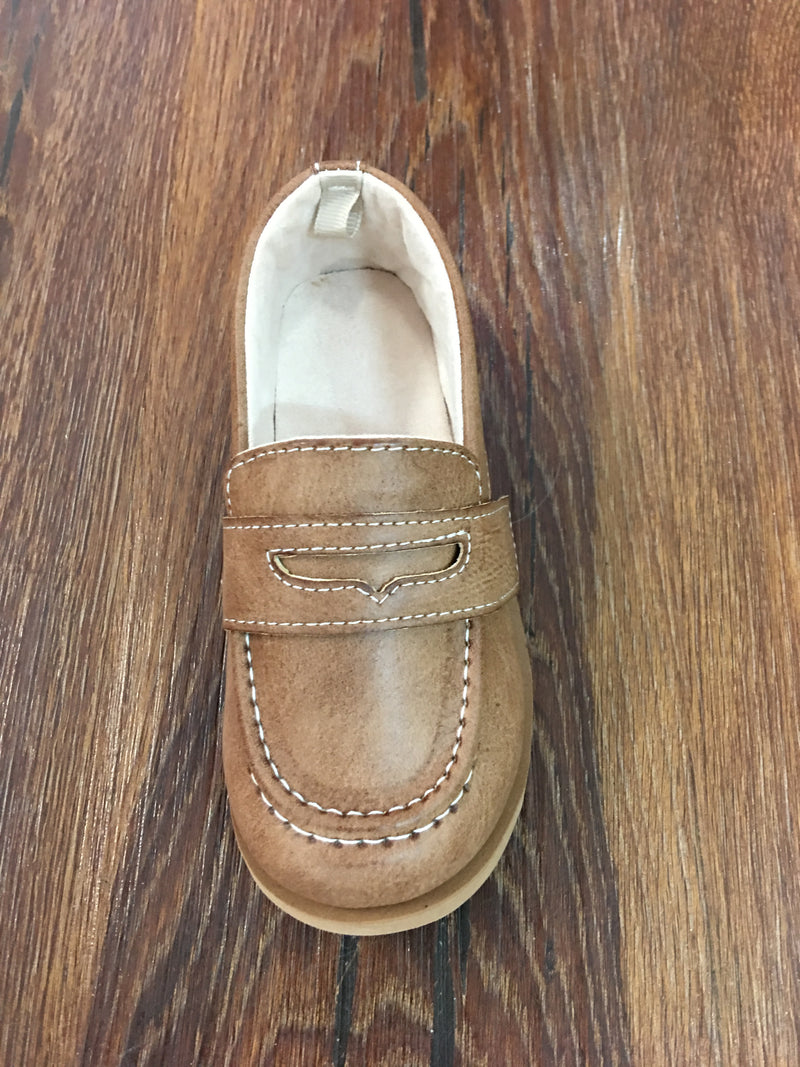 Trimfoot Leather Loafer