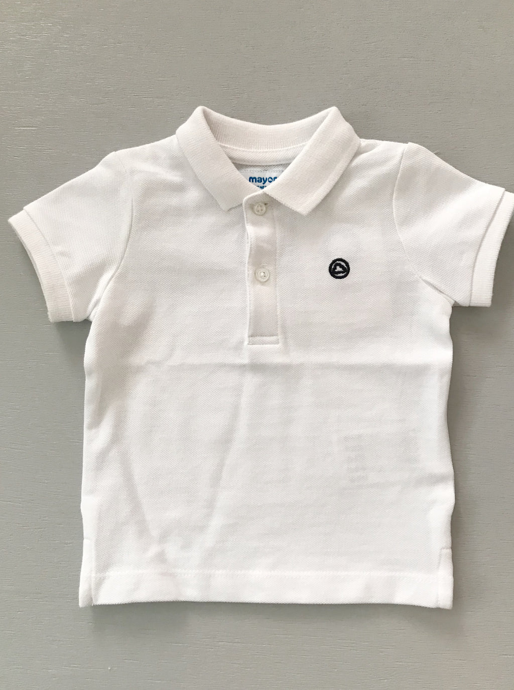 Mayoral Basic Short Sleeve Polo