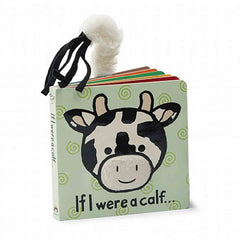 JellyCat Book- If I Were A Calf