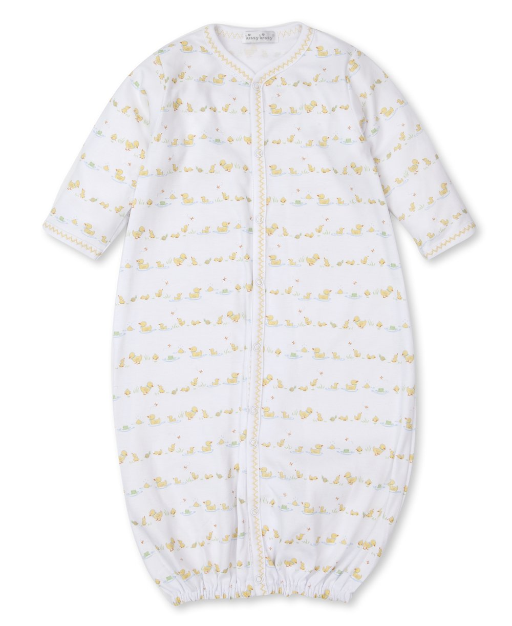 Kissy Kissy Dilly Dally Duckies Converter Gown