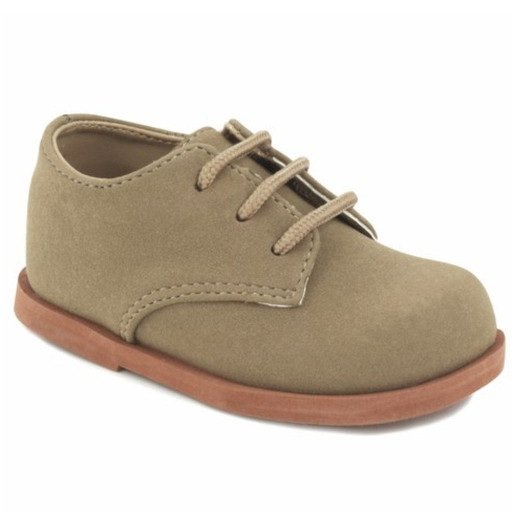 Trimfoot Suede Lace Up Oxford