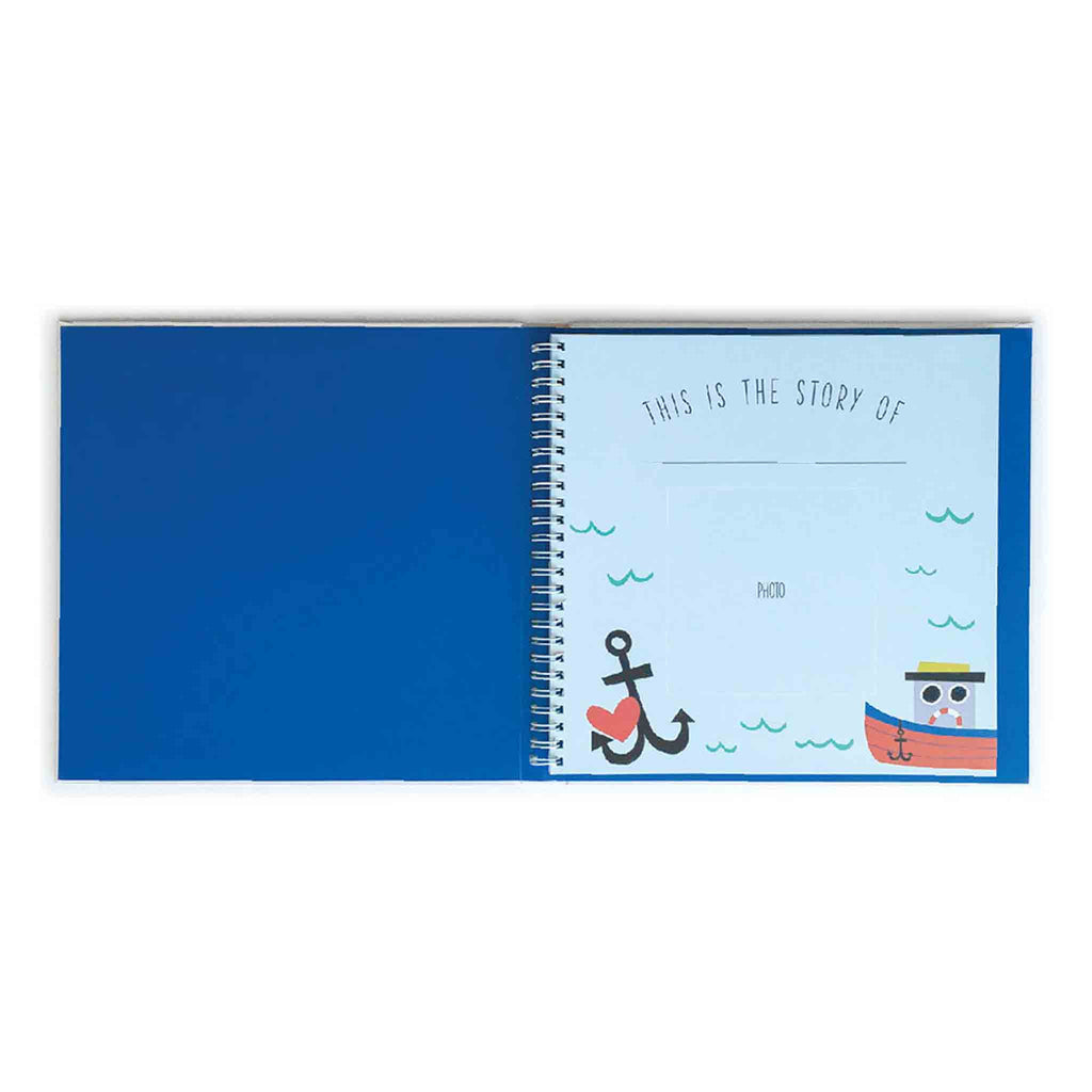 Lucy Darling Memory Book Little Captain