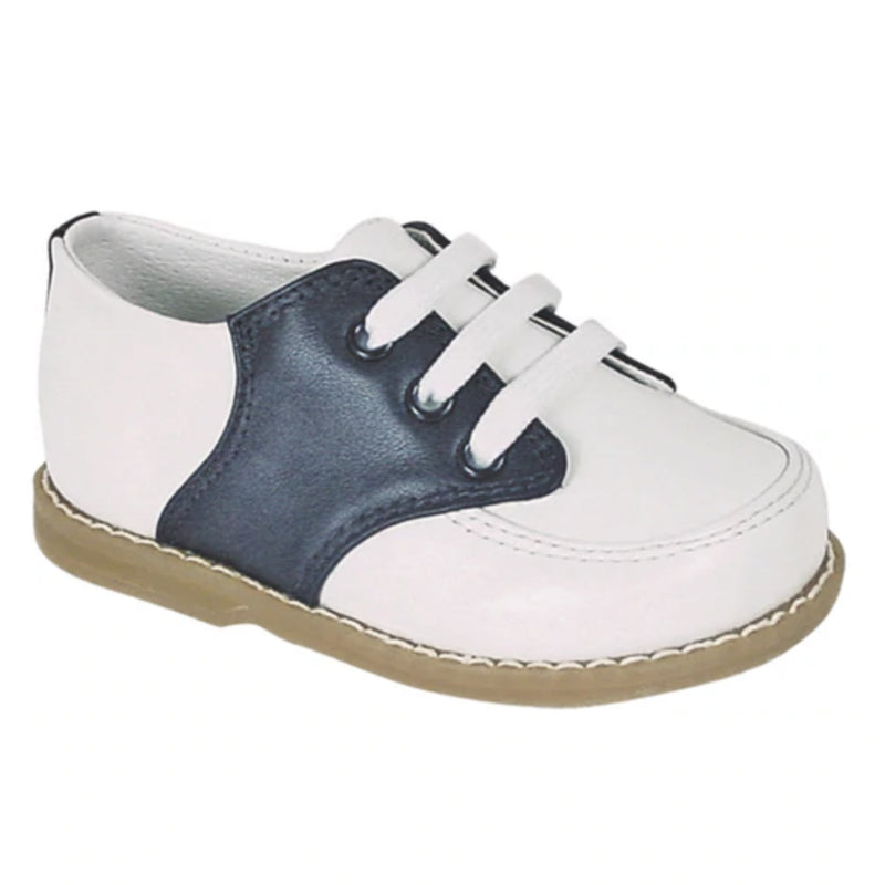 Trimfoot Conner Leather Saddle Oxford