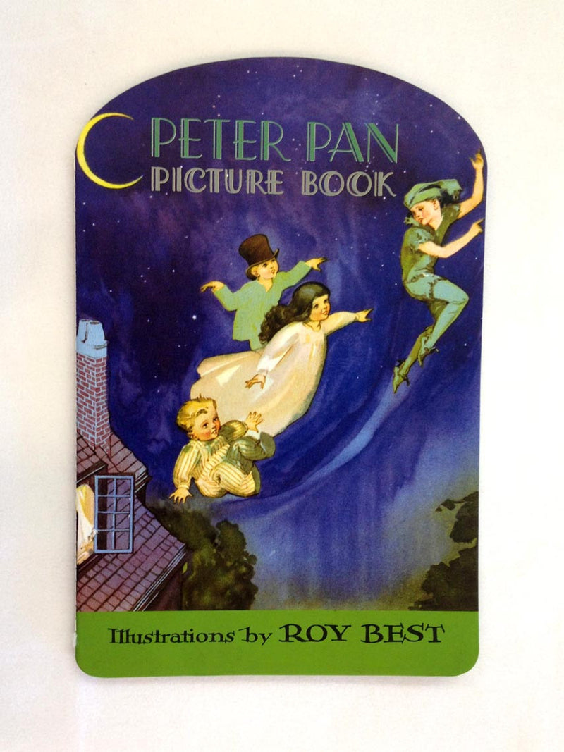 Laughing Elephant Peter Pan Picture Book