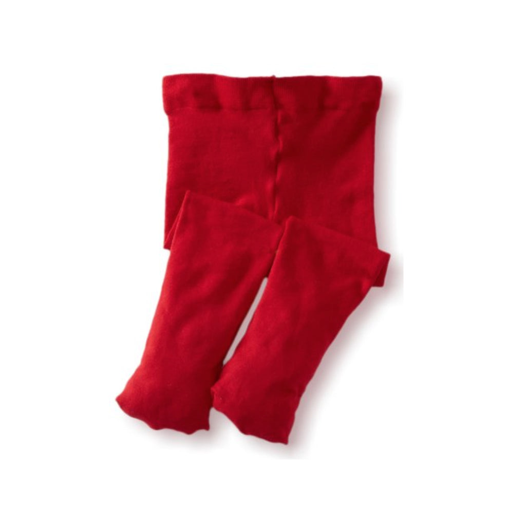 Jefferies Red Pima Tights