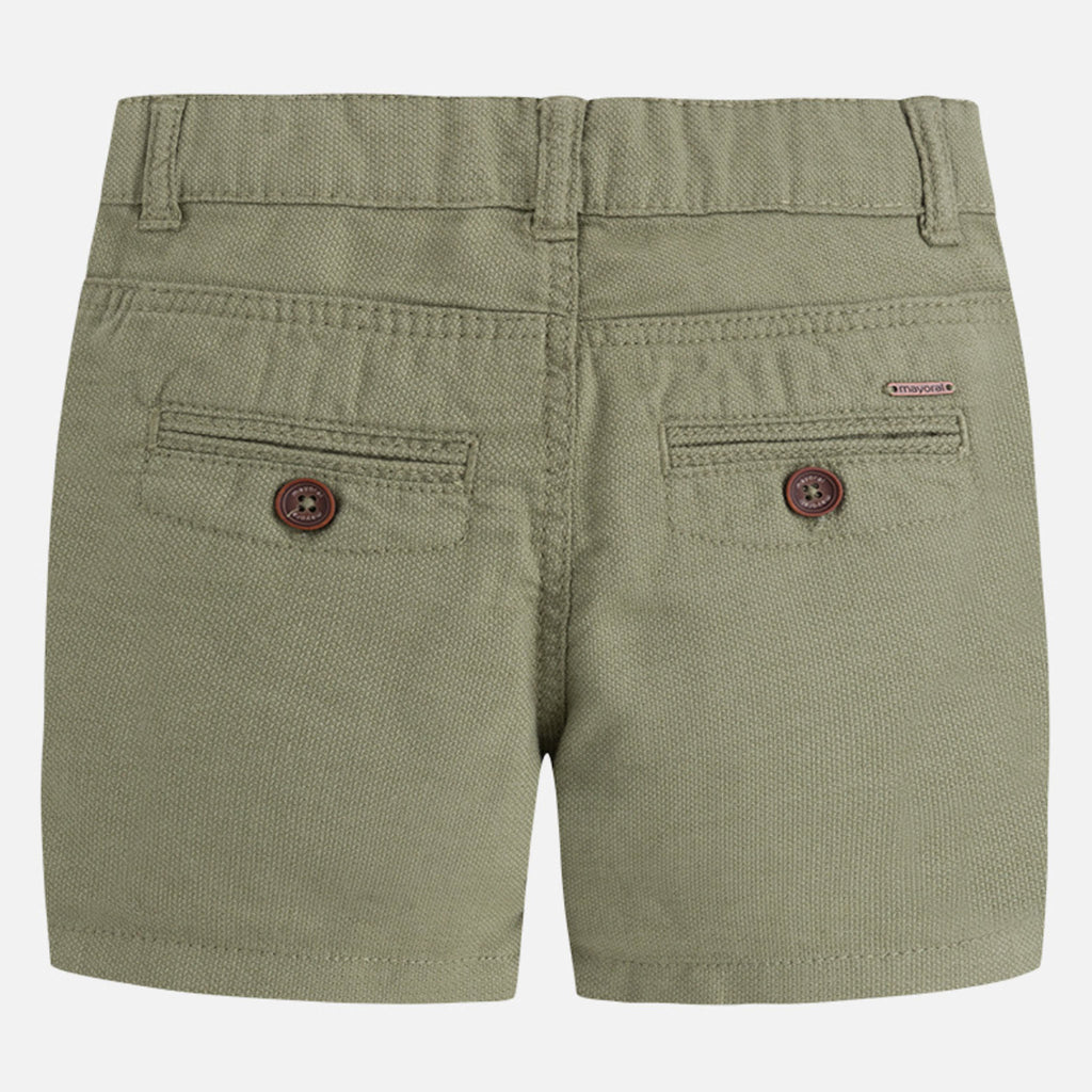 Mayoral Structured Shorts